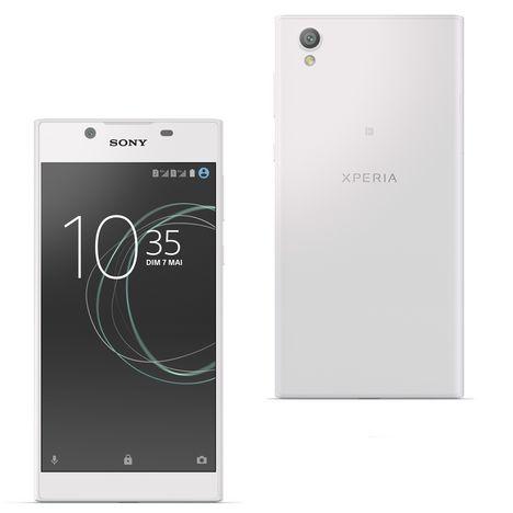 SONY Smartphone XPERIA L1 - 16 Go - 5,5 pouces - Blanc