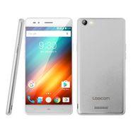 LOGICOM Smartphone POWER BOT - 16 Go - 5 pouces - Argent