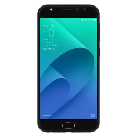 ASUS Smartphone ZENFONE 4 SELFIE PRO - 64 Go - 5,5 pouces - Noir