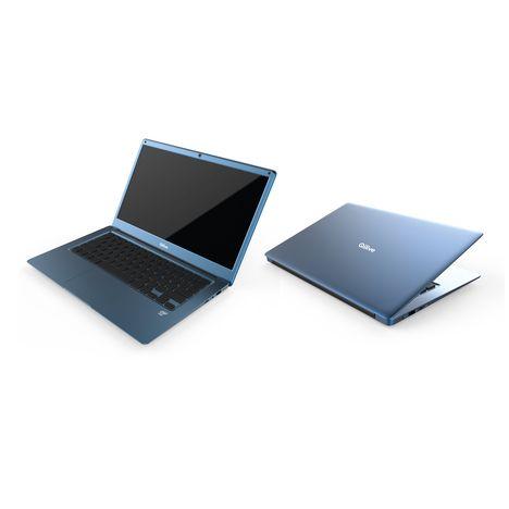 QILIVE Ordinateur portable W10 bleu