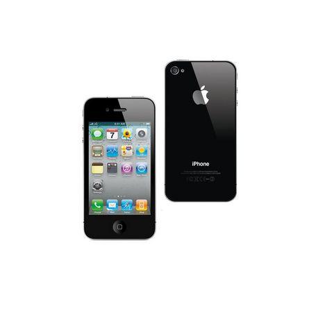 smartphone iphone 4s noir reconditionn grade a 16. Black Bedroom Furniture Sets. Home Design Ideas