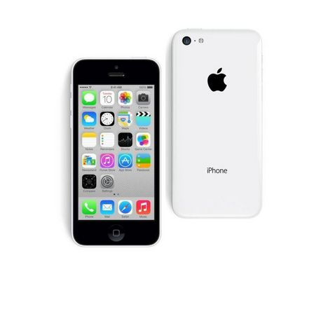 iphone 5c blanc reconditionn lagoona grade a 8 go. Black Bedroom Furniture Sets. Home Design Ideas