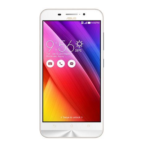 ASUS Smartphone - ZenFone ZC550KL - Blanc - Double sim