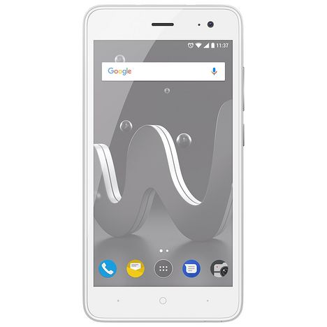 WIKO Smartphone JERRY 2 - 8 Go - 5 pouces - Argent