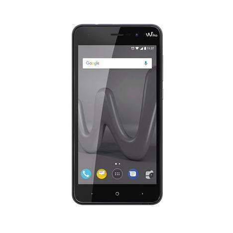 WIKO Smartphone LENNY 4 - 16 Go - 5 pouces - Noir