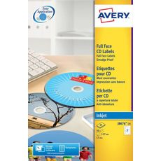 AVERY Etiquettes autocollantes J8167-12