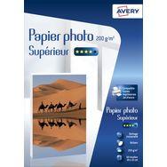 AVERY Papier photo supérieur