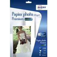 AVERY Papier photo Premium 270g/m² A4 2739-25