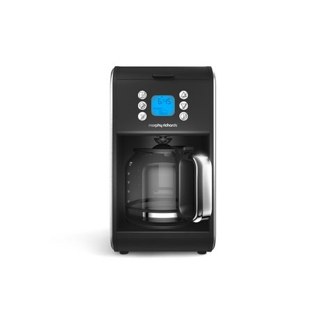MORPHY RICHARDS Cafetière M162010EE Accents Refresh, Programmable
