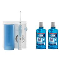 ORAL-B Hydropulseur Pack Multi-Jets MD16u