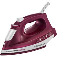 RUSSELL HOBBS Fer à repasser Light and Easy Brights Mûre