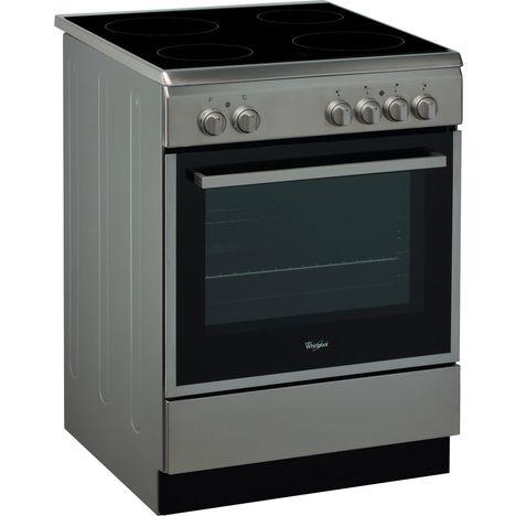info pour cc24e 07de4 Cuisinière mixte ACMT 6533/IX, 60 cm, 4 Foyers ...