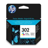 HP Cartouche Tri-color 302