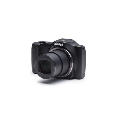 KODAK Appareil Photo Compact - FZ 201 - Noir - Objectif 4.5-90 mm