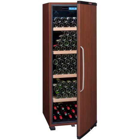 cave vin de viellissement ctpe186a 194 bouteilles 44 db porte vitr e sommeliere pas. Black Bedroom Furniture Sets. Home Design Ideas