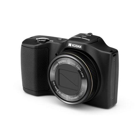 KODAK Appareil Photo Compact - FZ102 - Noir