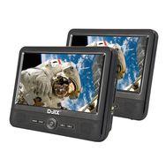 D-JIX Double Lecteur DVD portable D-JIX PVS706-50SM