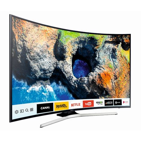 samsung ue55mu6205 tv led 4k uhd 140 cm smart tv incurve