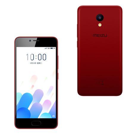 MEIZU Smartphone M5C - 16 Go - 5 pouces - Rouge