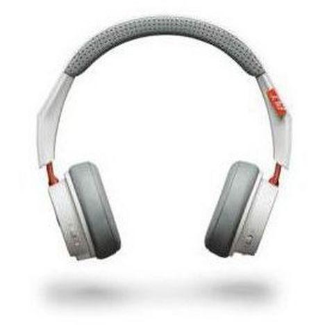 PLANTRONIC Casque audio sans fil BACKBEAT 500 Blanc