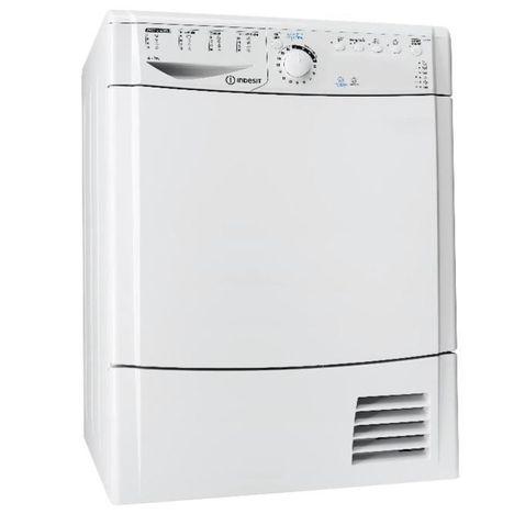 INDESIT Sèche-linge porte pleine EDPA 945 A1 ECO, 9 Kg, Condensation, Pompe à chaleur