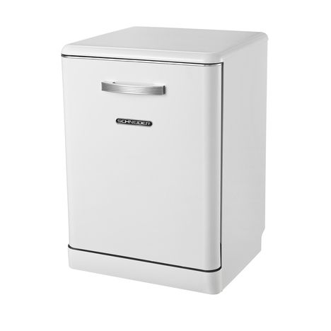 SCHNEIDER Lave-vaisselle pose libre SDW1444VW, 14 couverts, 60 cm, 44 dB, 6 programmes