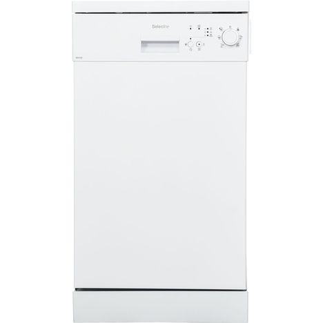SELECLINE Lave vaisselle non encastrable C1549 / 884125, 10 couverts, 45 cm, 49 dB, 6 programmes