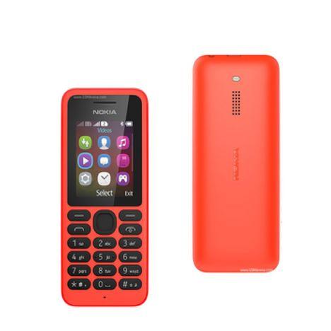 NOKIA Téléphone portable NOKIA 130 - Double SIM - Rouge