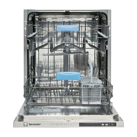 vente chaude en ligne f8735 86c40 Lave-vaisselle tout encastrable QW-D21I492X, 12 couverts, 60 ...
