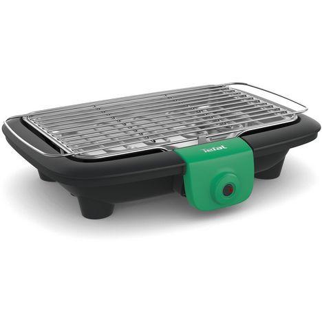 TEFAL Barbecue électrique avec grille et kit brochette EasyGrill BG906801
