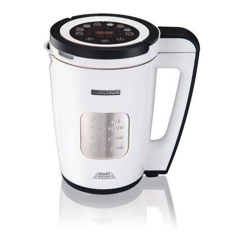 MORPHY R. Blender chauffant M501020EE Soup Maker Smart Control