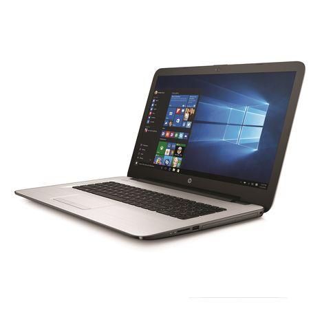 ordinateur portable notebook 17 y022nf h packard pas cher prix auchan. Black Bedroom Furniture Sets. Home Design Ideas