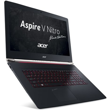 ordinateur portable vn7 792g 58fq noir acer pas cher. Black Bedroom Furniture Sets. Home Design Ideas