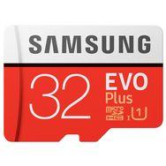 SAMSUNG Carte mémoire Micro SD EVO PLUS 32 Go + adaptateur SD