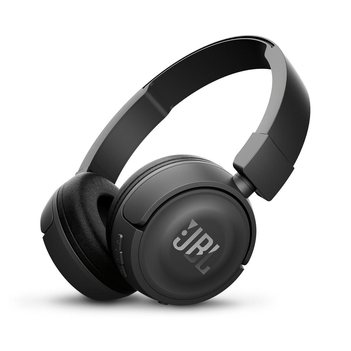 T450BT - Noir - Casque audio