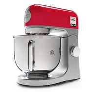 KENWOOD Robot pâtissier KMX750RD argent et rouge