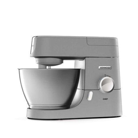 KENWOOD Robot pâtissier Chef KVC3170S gris