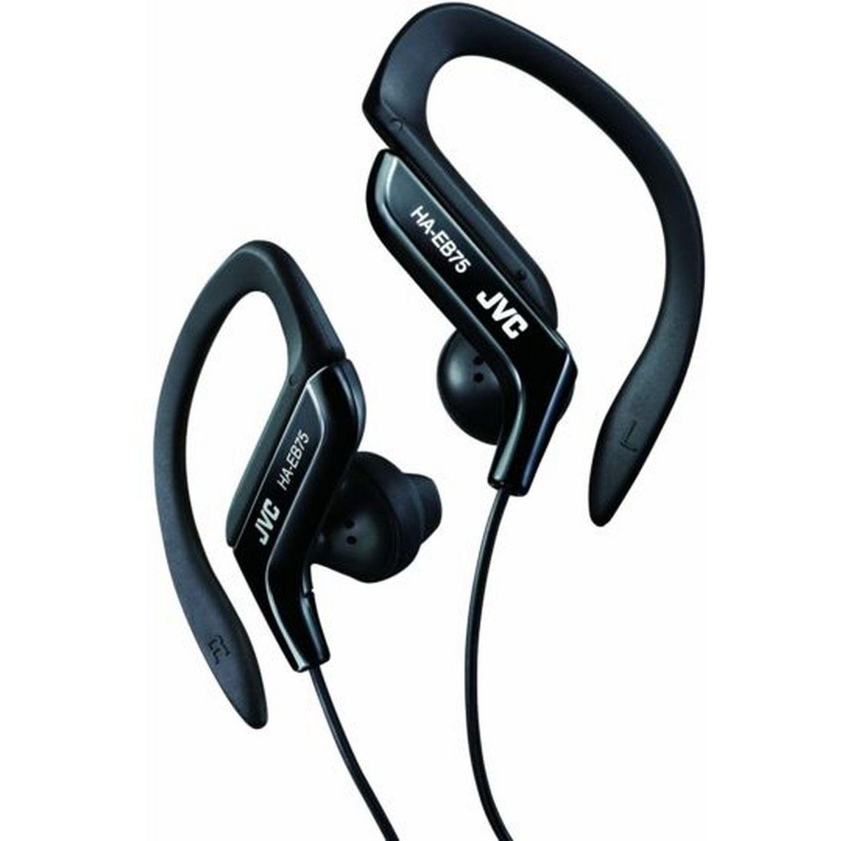 HA EB75 B-E - Noir - Ecouteurs