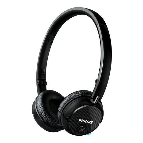 PHILIPS SHB 6250/00 - Noir - Casque audio