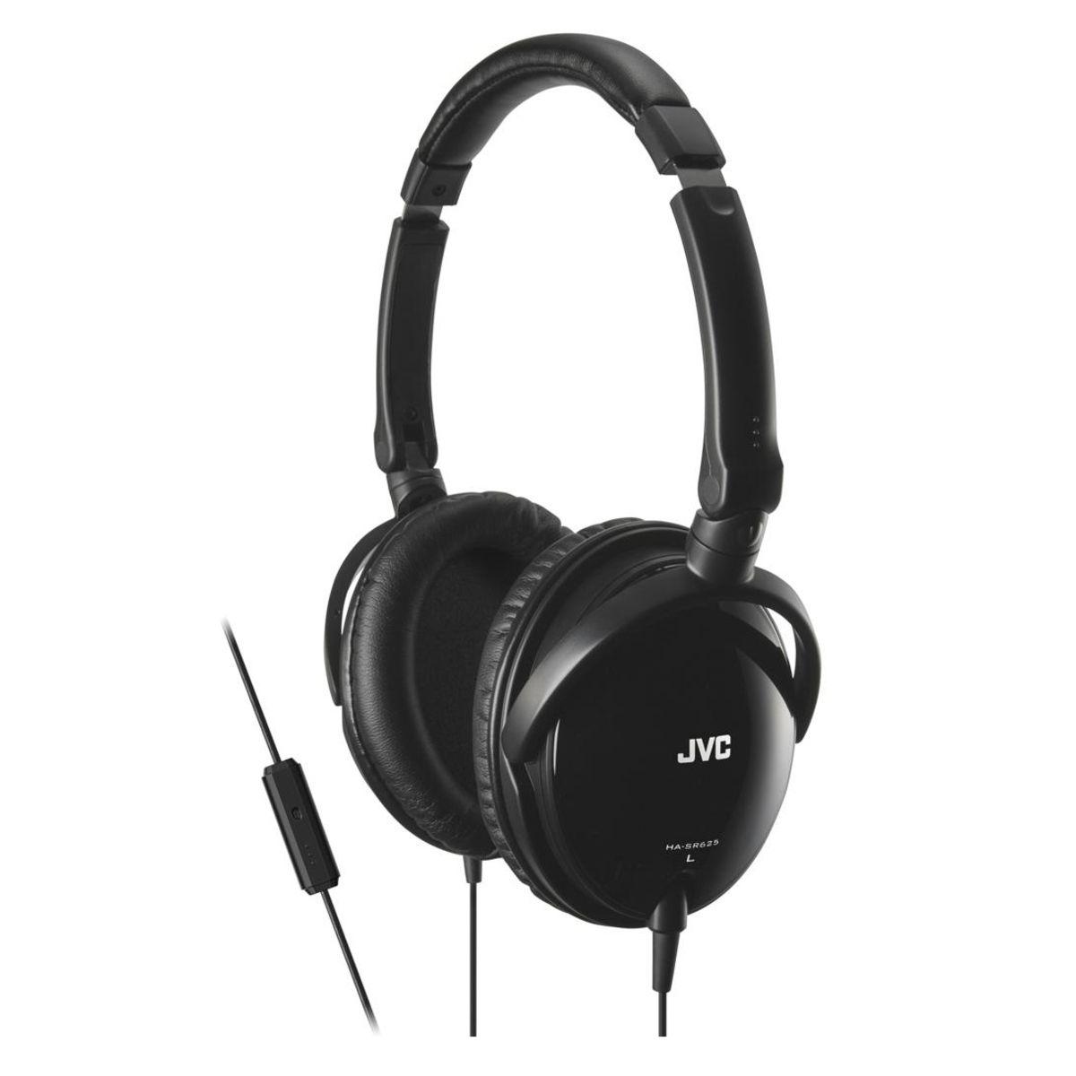 Casque audio filaire - Noir - HA-SR625