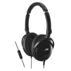 JVC Casque audio filaire - Noir - HA-SR625