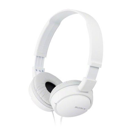 SONY MDR-ZX110AP - Blanc - Casque audio