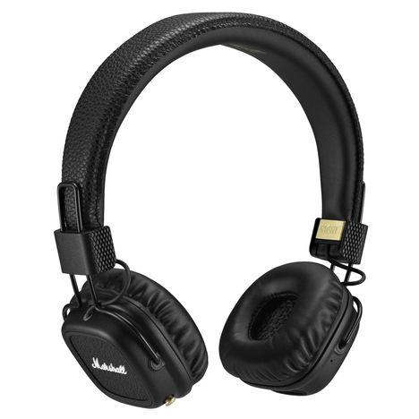 MARSHALL Major II - Noir - Casque audio Bluetooth