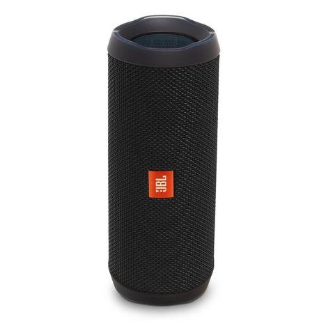 flip 4 noire enceinte portable jbl pas cher prix auchan. Black Bedroom Furniture Sets. Home Design Ideas