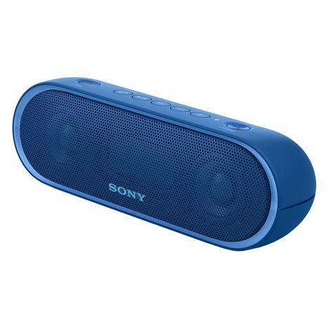 SONY SRS-XB20 - Bleu - Enceinte portable