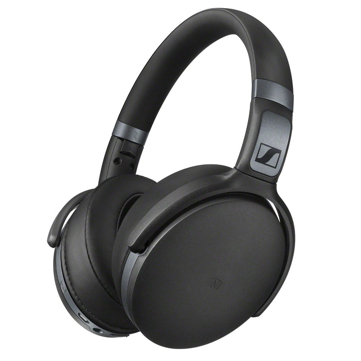 Casque audio sans fil HD 4.40 BT Wireless - Noir