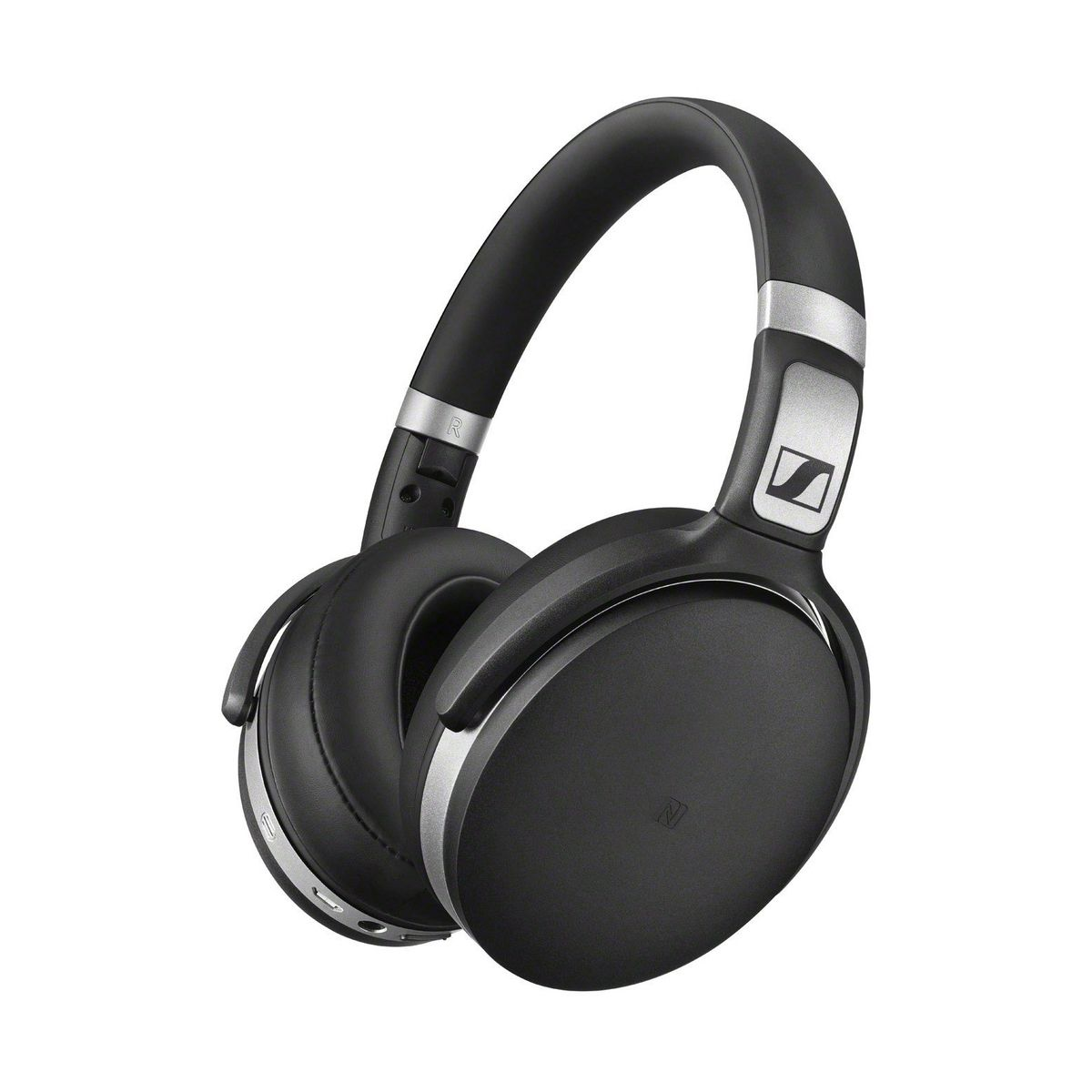 Casque audio sans fil HD 4.50 BTNC Wireless - Noir