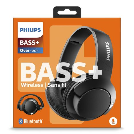 Shb3175bk Noir Casque Audio Philips Pas Cher à Prix Auchan