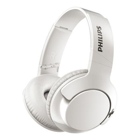 PHILIPS SHB3175WT - Blanc - Casque audio