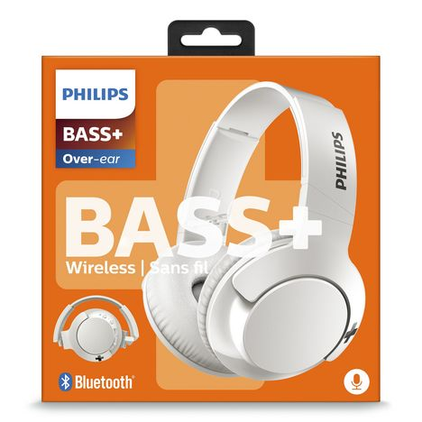 Shb3175wt Blanc Casque Audio Philips Pas Cher à Prix Auchan